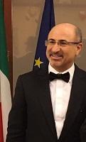 Salvatore Frattallone, Avvocato LL.M.